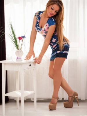 Girl Escort Tina & Call Girl in Prague